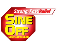 Sinus/Cold Label
